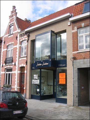 Beleggingspand Belgie